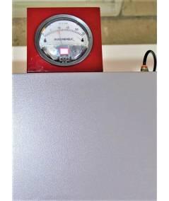 PVC Millipore microfil filtration ramp system