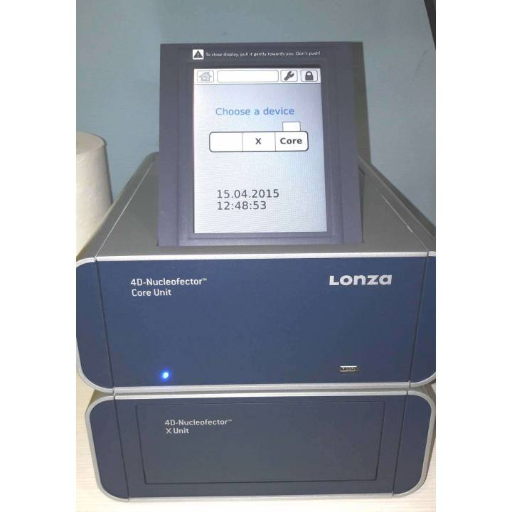 Lonza 4D-Nucleofector  System