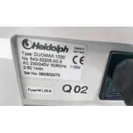 Heidolph Duomax 1030