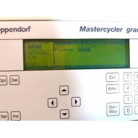 Eppendorf Mastercycler Gradient