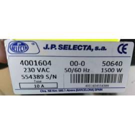 Selecta Presoclave 18 L
