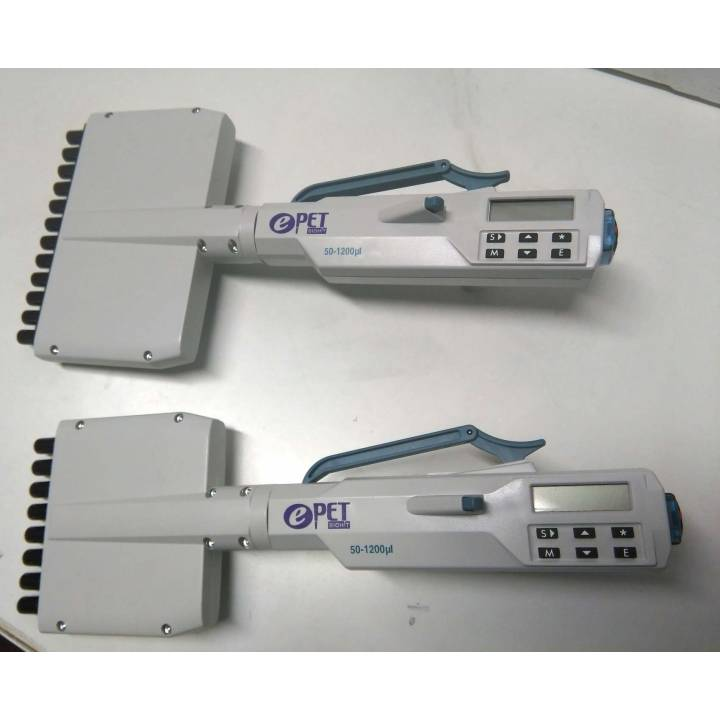 BioHit ePet pipette multichannel