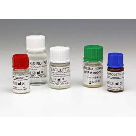 P/N 299 Cofactor Ristocetina Kit Ensayo