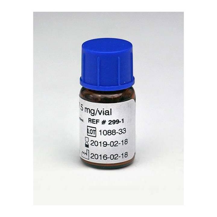 P/N 299-1  Ristocetina 7.5mg