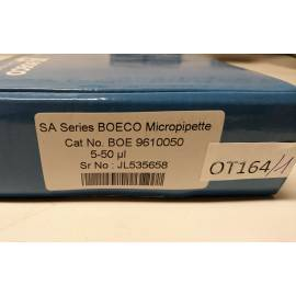 Boeco SA Micropipettes 5-50 µl