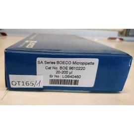 Boeco SA Micropipetas 20-200 µl