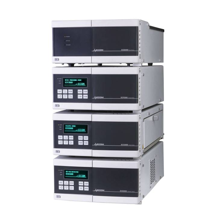 Analytical HPLC ECOM