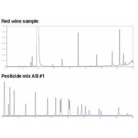 Chromatograms 200 Series Compact GC