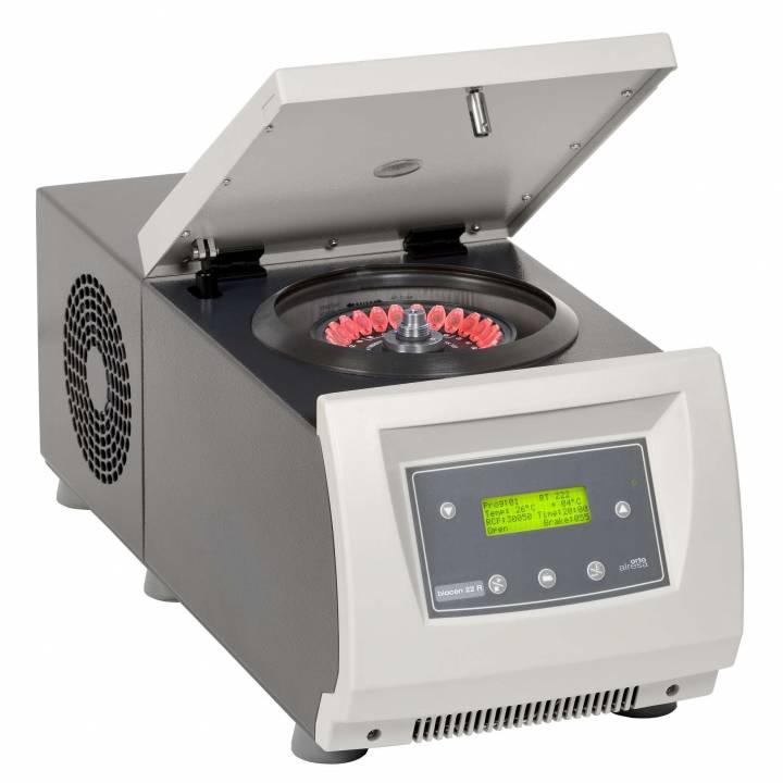 Microcentrifuga refrigerada Biocen 22R