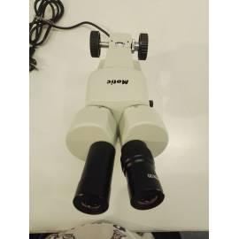 Microscopio Estereoscópico Motic