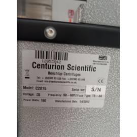 Microcentro bill Centurion C2015