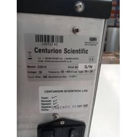 Microcentro factura Centurión C2012