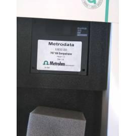 A Metrohm 757 VA Computrace
