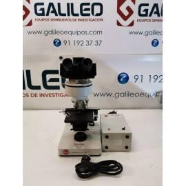 Leitz Laborlux 12 Fluorescence microscope