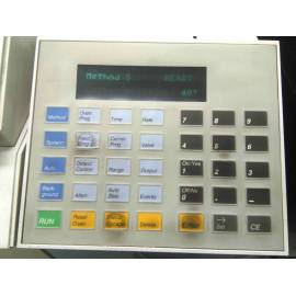 GC/MS Perkin Elmer Autosystem XL