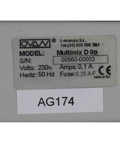 Elga Purelab Maxima II An.