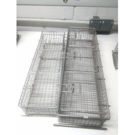 Pack de 2 cestas para termodesinfectadora